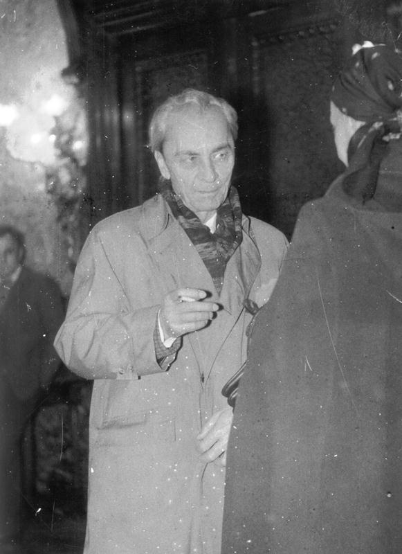 Leon Kalustian la Casa Scriitorilor