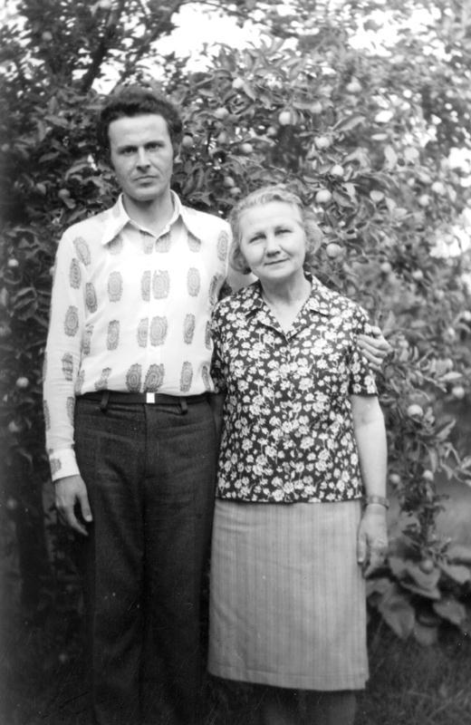 Ioan Codreanu, nepotul lui Leon Kalustian și Satenig Kalustian