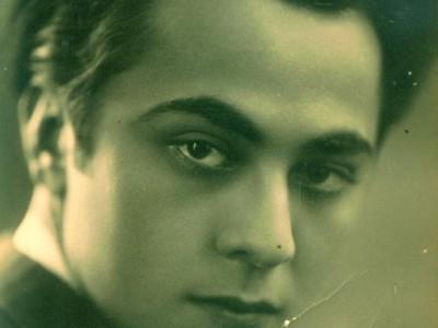 Leon-Kalustian-în-tinerețe
