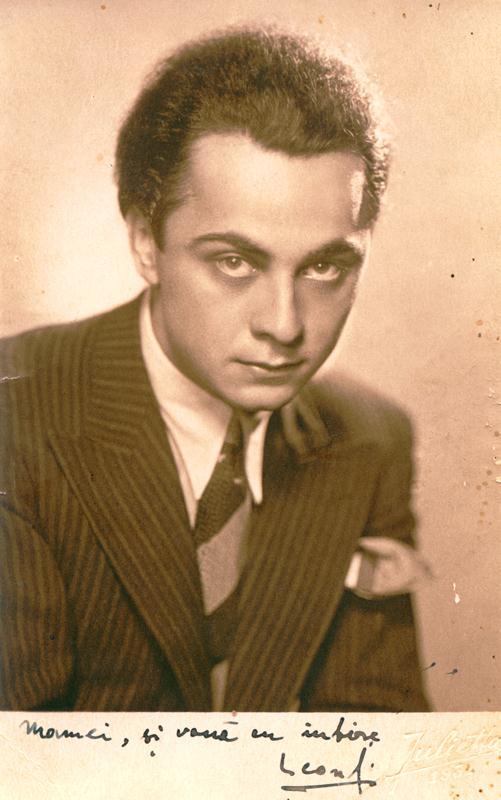 Leon Kalustian în 1932