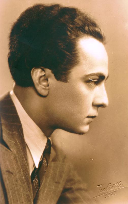 Leon Kalustian în1933