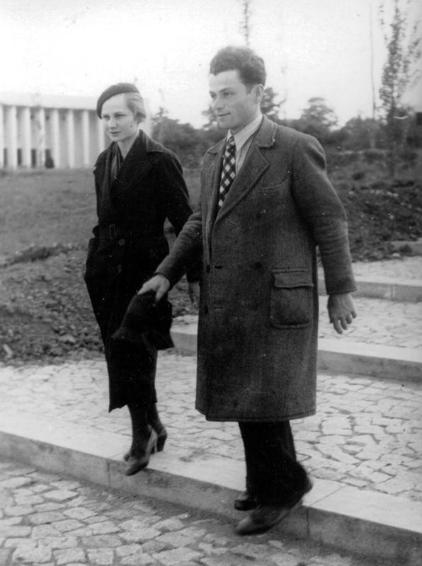 Satenig Kalustian și Manuil Kalustian