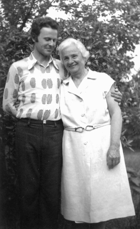 Ioan Codreanu, nepotul lui Leon Kalustian și Vartuhi Kalustian